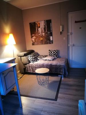 Appartement 2 pièces meublé