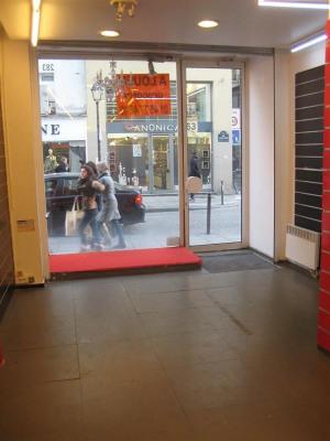 Vente boutique Paris 2ème (75002)