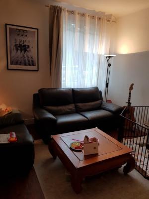 Vente Appartement Paris Buttes Chaumont - 64.16m²