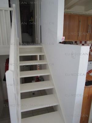 Vermietung von ferienwohnung wohnung Lacanau ocean 564€ - Fotografie 9