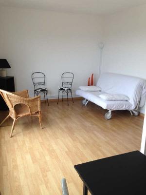 Studio récent meuble