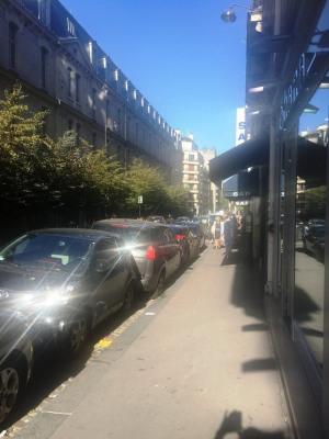 Commercial lease transfer - Shop - 25 m2 - Paris 16ème - Photo