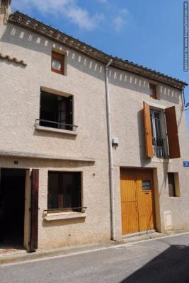 Maison de village (T4) avec garage et jardin