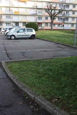 Vente parking Decines Charpieu