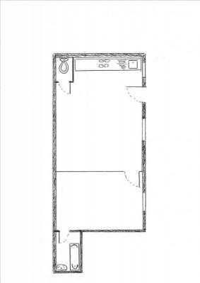 2 pièces - 42 m²