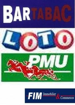 Bar tabac loto pmu