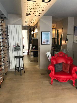 Location Boutique Paris 5ème