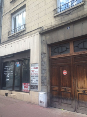 LOCAL COMMERCIAL LIMOGES - 50 m2