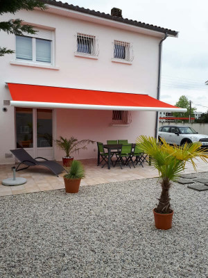 Maison rénovée + garage