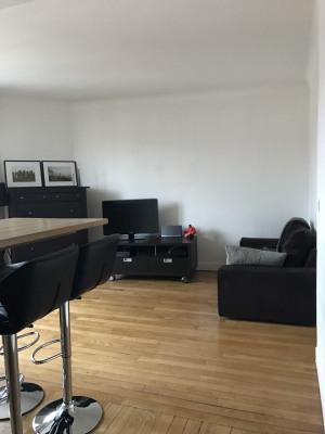 Location Appartement 2 pièces meublé: 36m² Paris 20ème