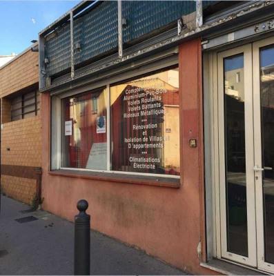 Location Boutique Marseille 13ème