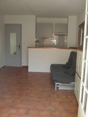 Location appartement Aix en provence 563€ CC - Photo 1