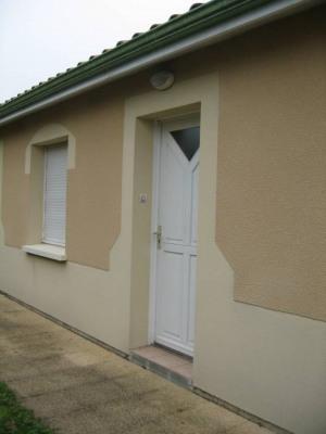 Maison T3 67m² avec jardin