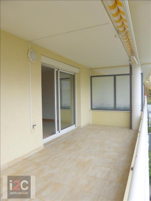 Rental - Apartment 4 rooms - 99.67 m2 - Ferney Voltaire - Photo