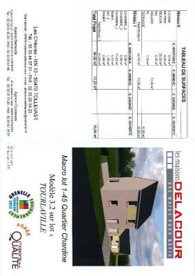 Location - Maison / Villa 4 pièces - 84,61 m2 - Tourlaville - Photo