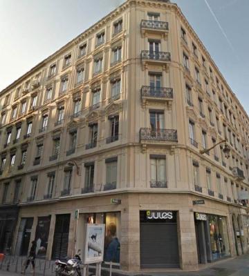 Vente Bureau Lyon 2ème