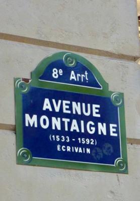 Paris 8 - montaigne - 3/4 pièces