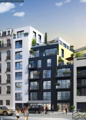 vente neuf Programme Boulogne-billancourt
