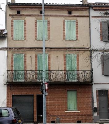 Casa de ciudad  6 piezas