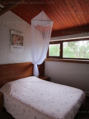 Alquiler vacaciones  apartamento Lacanau-ocean 343€ - Fotografía 4