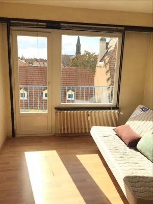 Appartement F1 + balcon