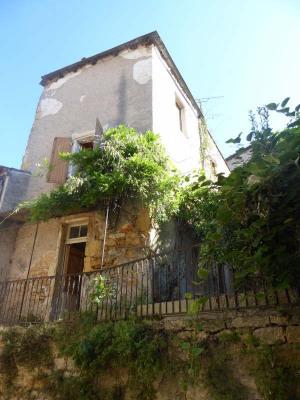 Maison de village Puy l Eveque