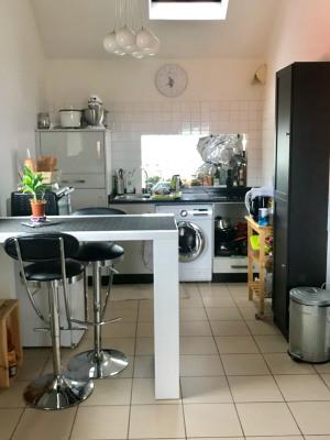 Location - Duplex 2 pièces - 45,37 m2 - Voisins le Bretonneux - Cuisine - Photo