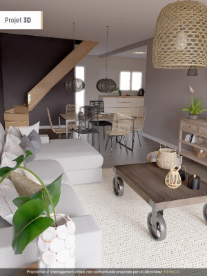 Maison neuve type 4