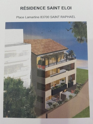 Vente en VEFA, PLACE LAMARTINE, résidence de 5 appartements