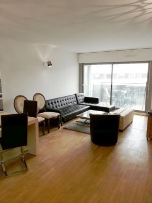 3 pièces meublés avec Terrasse