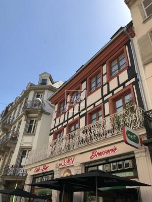 Strasbourg centre - 4/5 pièces 120 m²