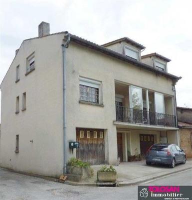 Exclusivité - beaux volumes – garages – poss. 2 habitation Montgiscard Secteur