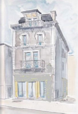 Vente immeuble Quimper