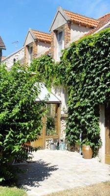 Maison de ville avec jardin et véranda à Longpont sur orge