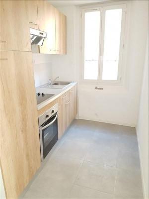 Appartement rénové T2