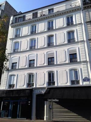 Appartement 2 pièces - Métro Ménilmontant