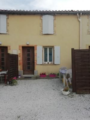 Appartement T3 avec terrasse