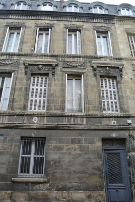 Immeuble quartier Chartrons