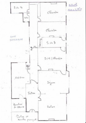 Immobile residenziali di prestigio appartamento Paris 16ème 1550000€ - Fotografia 7