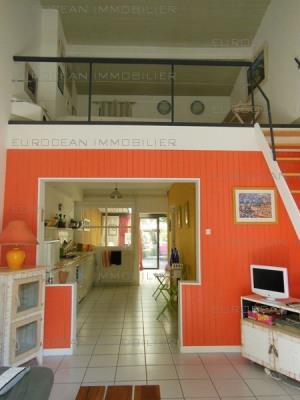 Vermietung von ferienwohnung haus Lacanau 827€ - Fotografie 4