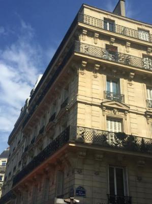 Paris VIII ème - étoile - 3 pièces