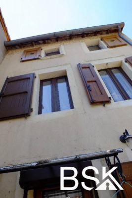 Vente - Maison de village 5 pièces - 80 m2 - Saint Rome de Cernon - Photo
