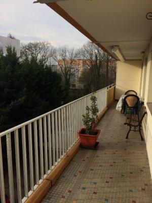 Strasbourg 3 pièces avec double garage et terrasse