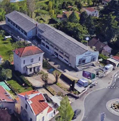 Location Local d'activités / Entrepôt Rillieux-la-Pape