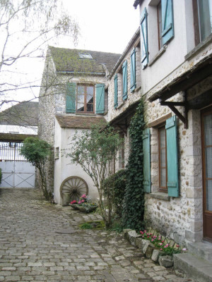 Stone-built property 17 rooms Barbizon