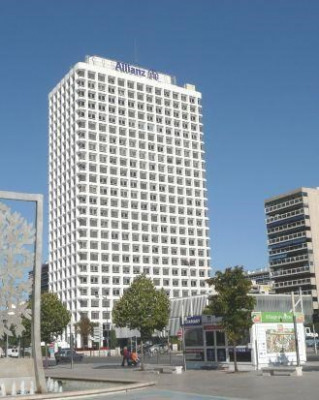 Vente Bureau Marseille 6ème