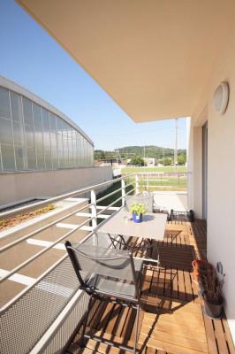 Appartement T3 66 m² avec 2 terasses
