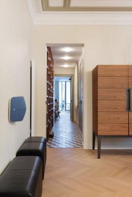 Immobile residenziali di prestigio appartamento Paris 8ème 1575000€ - Fotografia 3
