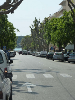 Location parking Antibes