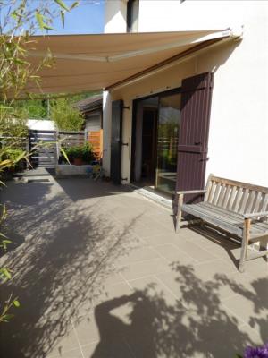 T3 avec terrasse privée